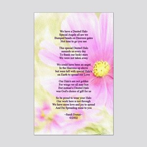 Brain Surgery Support Poem Mini Poster Print