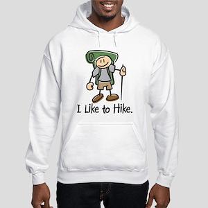 Hike Smoky Mtns, TN (Boy) Hooded Sweatshirt