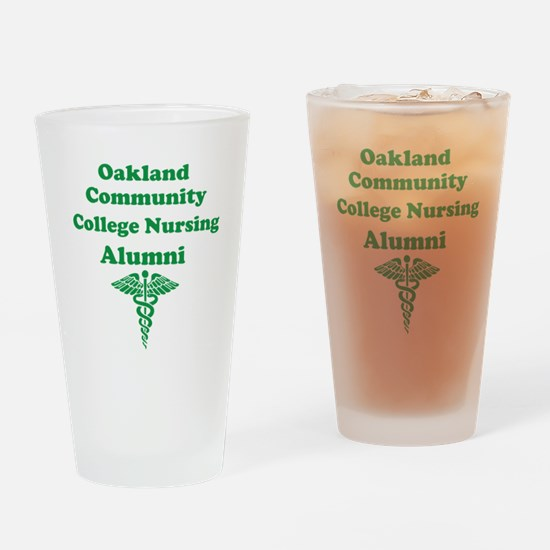 Alumni Drinking Glass