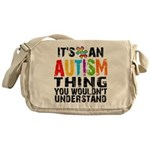 Autism Thing Messenger Bag
