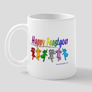 Happy Feastgoer Mug