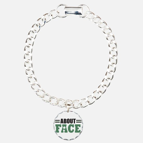 About Face Military Bracelet