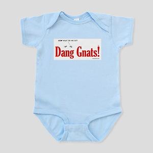 Dang Gnats Infant Bodysuit