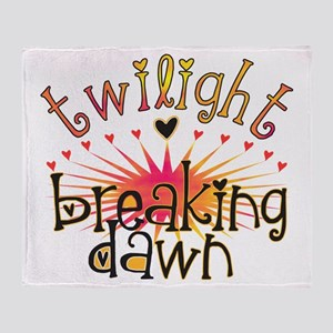 Breaking Dawn Throw Blanket