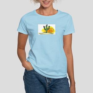 Cactus1942 Women's Pink T-Shirt