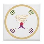 Strep Toxin Removal Tile Coaster