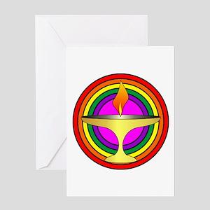 UU Welcoming Congregation Greeting Card