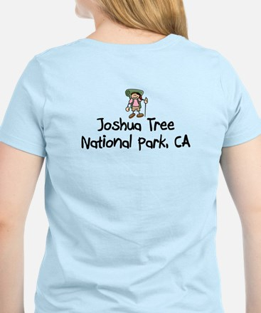 Hike Joshua Tree (Girl) Women's Light T-Shirt