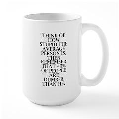 Snark Large Mug