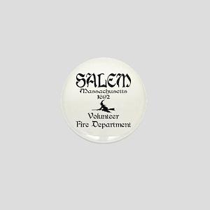 Salem Fire Department Mini Button