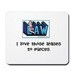 Lease Lawyer's Mousepad