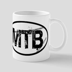 MTB Oval Mug