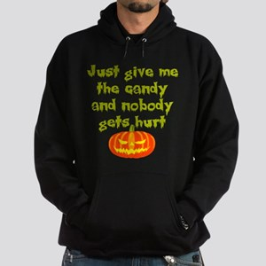 Give me the candy Hoodie (dark)