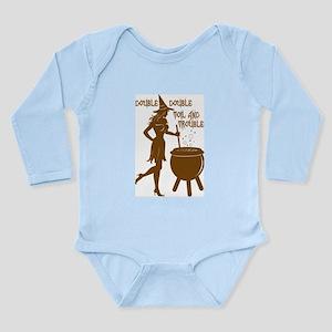Witch brew Long Sleeve Infant Bodysuit