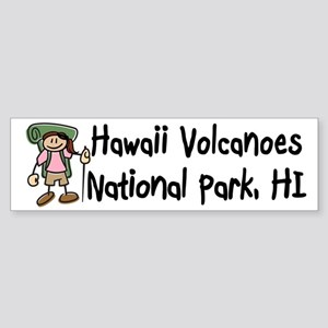 Hike Hawaii Volcanoes (Girl)
