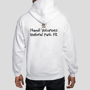 Hike Hawaii Volcanoes (Boy) Hooded Sweatshirt