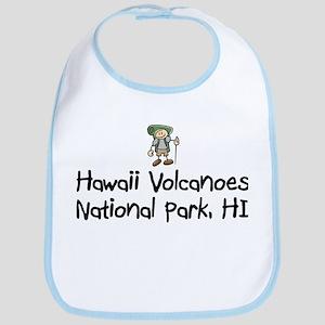 Hike Hawaii Volcanoes (Boy) Bib