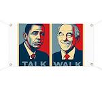 Walk the Talk Banner