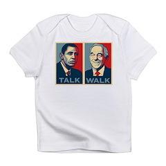Walk the Talk Infant T-Shirt