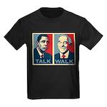 Walk the Talk Kids Dark T-Shirt