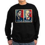 Walk the Talk Sweatshirt (dark)