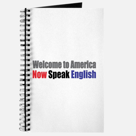 Speak English Journal