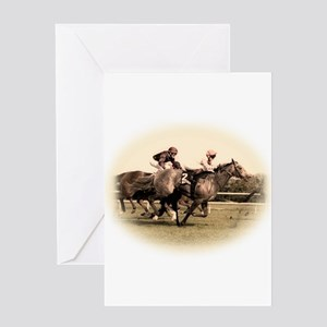 Old style photograph design o Greeting Card