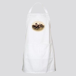 Old style photograph design o Apron