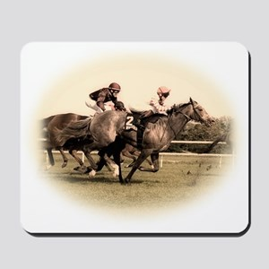 Old style photograph design o Mousepad