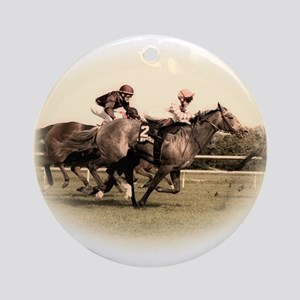 Old style photograph design o Ornament (Round)