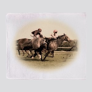 Old style photograph design o Throw Blanket