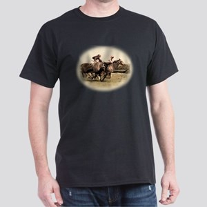Old style photograph design o Dark T-Shirt