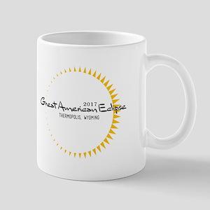 sunbeam eclipse_black Mugs