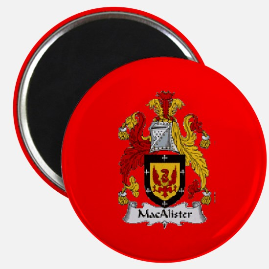 Clan MacAlister Magnet