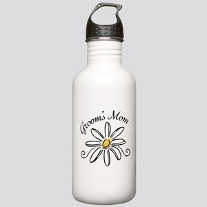 Daisy Mother of Groom Stainless Water Bottle 1.0L