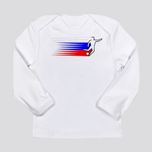 Football - Russia Long Sleeve Infant T-Shirt