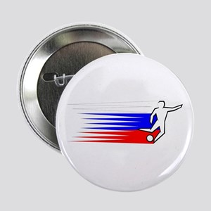 "Football - Russia 2.25"" Button"