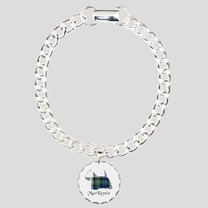 Terrier-MacKenzie dress Charm Bracelet, One Charm