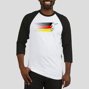 Football - Germany Baseball Jersey