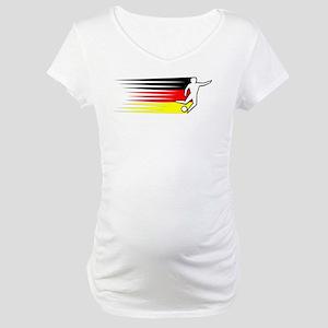 Football - Germany Maternity T-Shirt