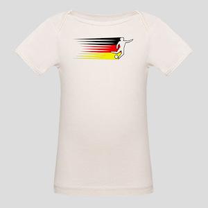 Football - Germany Organic Baby T-Shirt