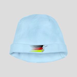 Football - Germany baby hat