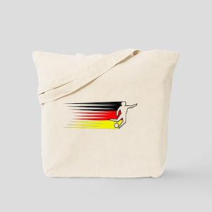 Football - Germany Tote Bag