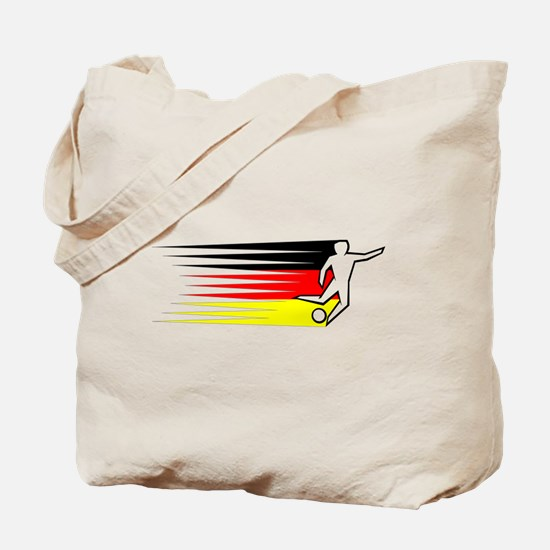 Football - Germany Tote Bag