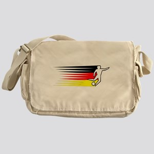 Football - Germany Messenger Bag