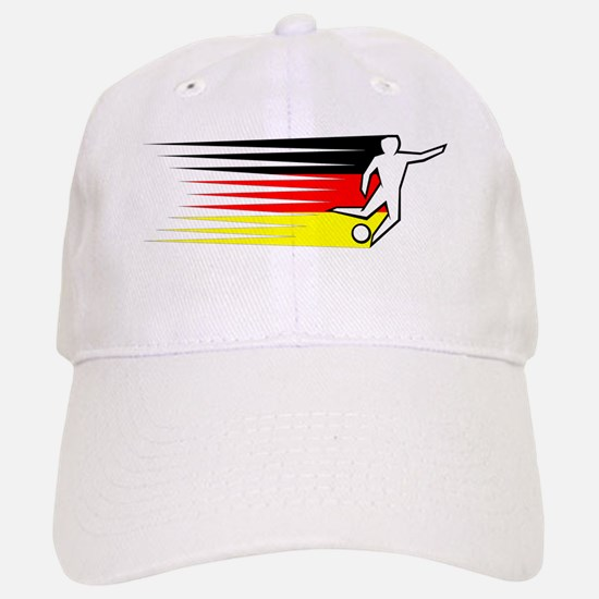 Football - Germany Baseball Baseball Cap