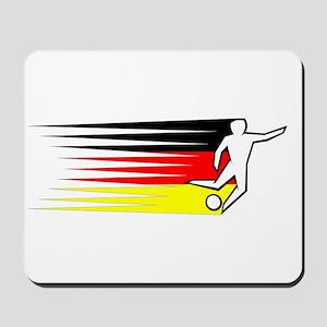 Football - Germany Mousepad