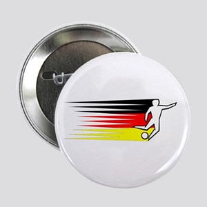 """Football - Germany 2.25"""" Button"""