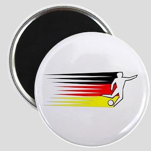 Football - Germany Magnet
