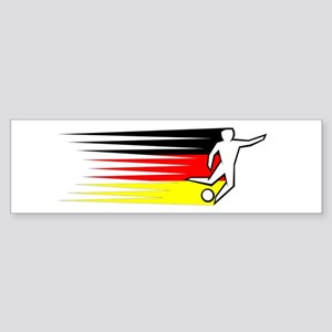 Football - Germany Sticker (Bumper)